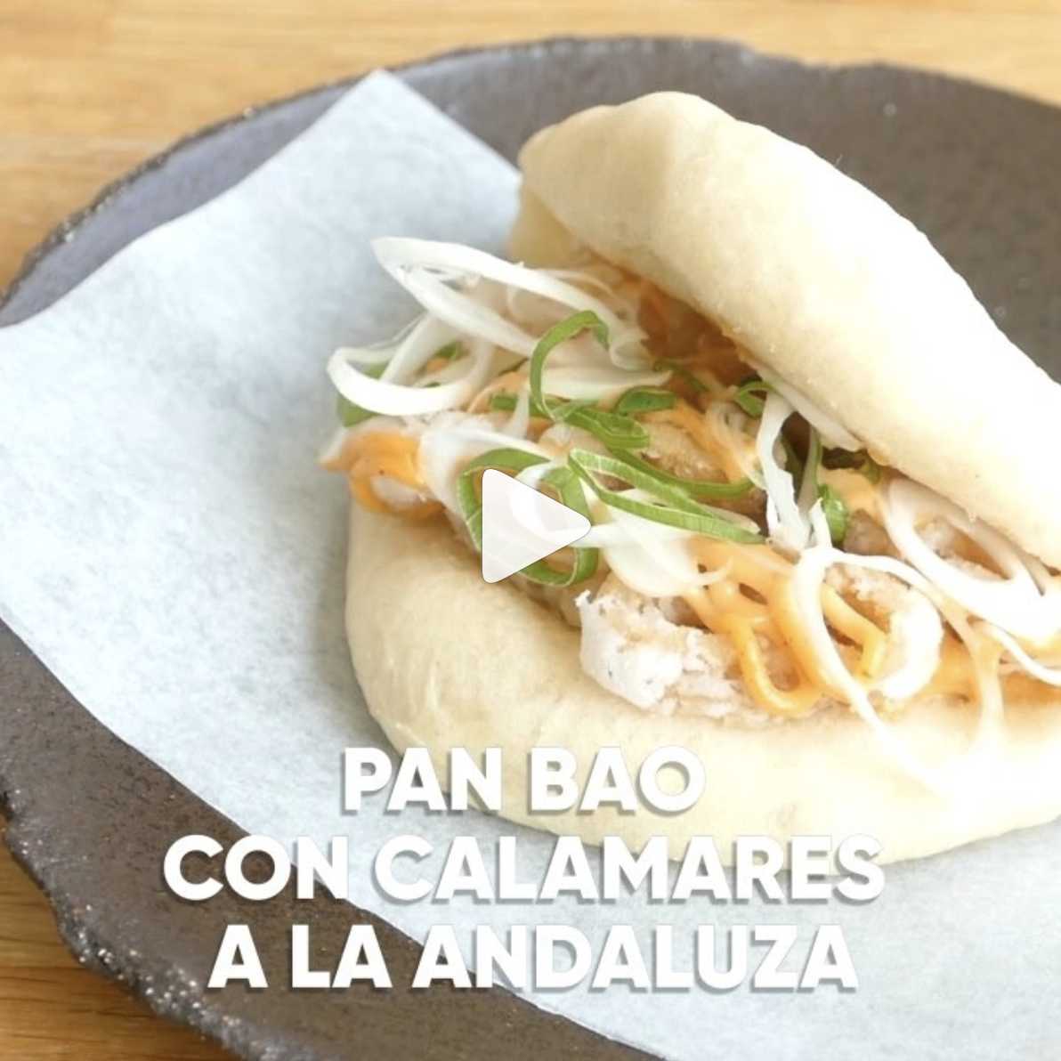 Bao de Calamares - This and That
